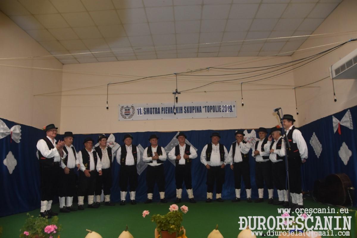 St.Topolje - 11 .Smotra pjevačkih skupina